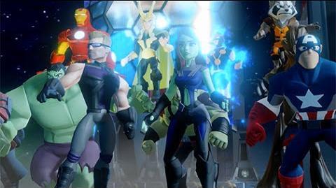 Toy Box Features Walkthrough - Disney Infinity (2