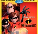The Incredibles Home Video