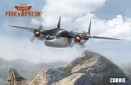 Cabbie Planes Fire and Rescue