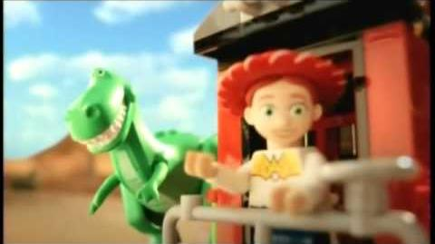 LEGO Toy Story 3 Commercial (Train Set)-0
