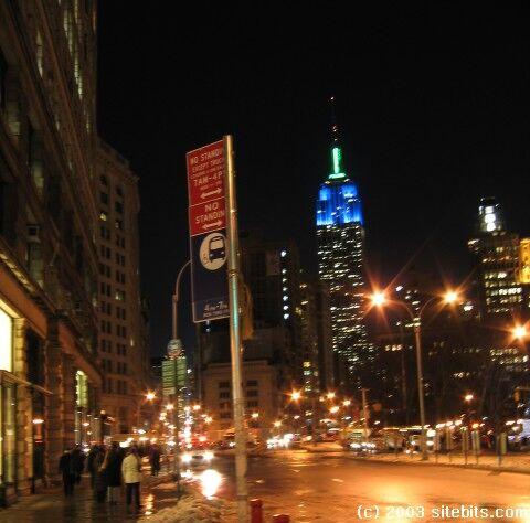 File:Flatiron empire state building night broadway.jpg
