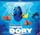 Finding Dory Home Video
