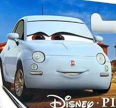 Francesca cars 2