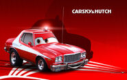 Cars Carsky and Hutch by danyboz