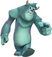 File:175px-Disney INFINITY - Sulley.png