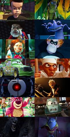 File:Pixar Villains.png
