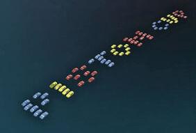 Cars-alphanumeros