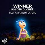 Inside Out Golden Globe