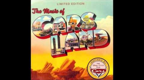 "The Music of Cars Land ""Stop in the Name of Love"" (The Supremes)"