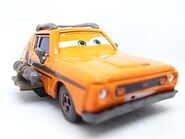 Cars 2 Grem with Missile