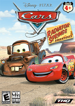 File:Cars - Radiator Springs Adventures Coverart-1-.png