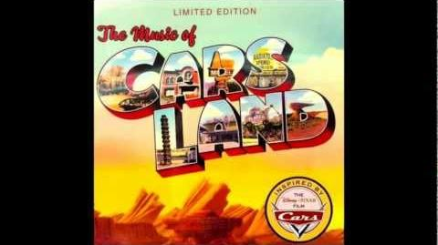 "The Music of Cars Land ""Mater's Square Dance"" (Larry The Cable Guy)"