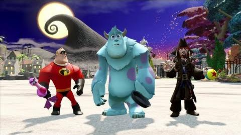 Disney Infinity -- Official Trailer-0
