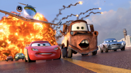Cars 2 screenshot
