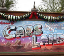 Christmas Decorated Cars Land