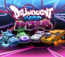 Delinquent Road Hazards (Race)