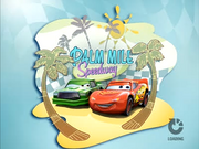 Palm Mile Speedway Loading Screen
