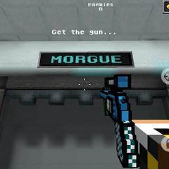 The morgue sign.