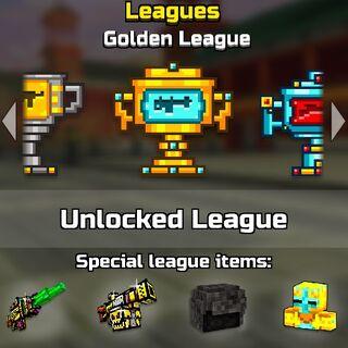 The golden  league.