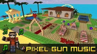 Sandbox Theme (Quiet Island Winter Party) - Pixel Gun 3D Soundtrack