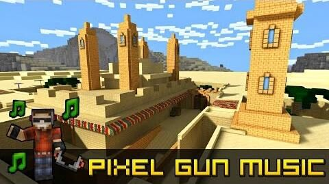 Arabian Dust - Pixel Gun 3D Soundtrack