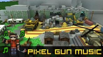 Mining Camp - Pixel Gun 3D Soundtrack