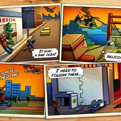 The Story comic for Bridge.