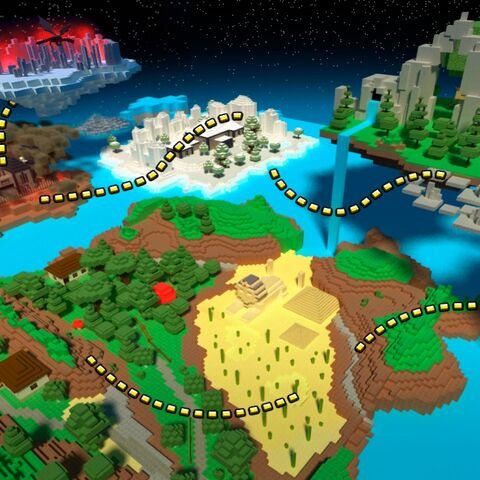 The world's roadmap.