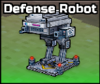 Defense Robot