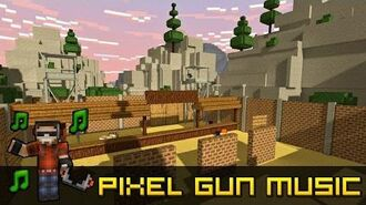 Shooting Range Training Grounds - Pixel Gun 3D Soundtrack