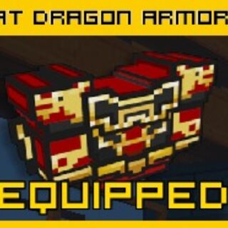Great Dragon Armor Up2.