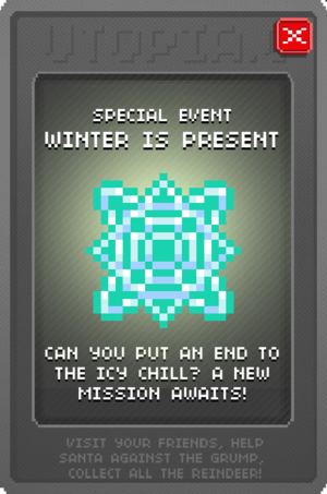 Winter Is Present