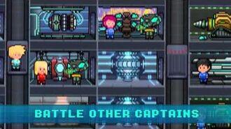 Pixel Starships v0.4 New Trailer Hype Viddeo