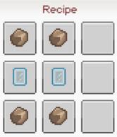 Wall stone window recipe