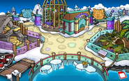 Puffle Party 2015 Dock