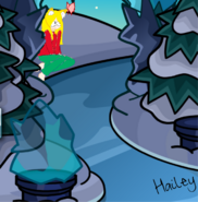 Haileys Ice Land Pathway Giveaway