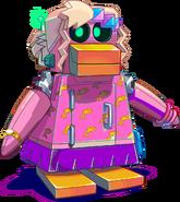 Faye Bot Malfunction
