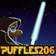Puffles Star Wars