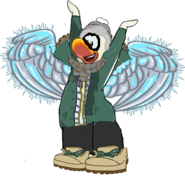 Frozis Winter no puffle