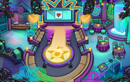 Puffle Party 2015 Stage