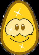 Golden Puffle Egg
