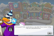 Charlie Puffle Party Dialogue 1