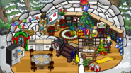 Tras Christmas Igloo