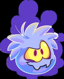 Lavander Puffle