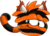 Tiger Puffle Meow