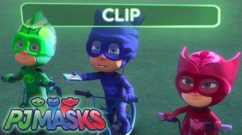 PJ Masks - Bicycle Adventures