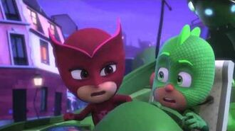 PJ Masks full episode 16 Owlette's Two Wrongs Kids Cartoon World Full HD English