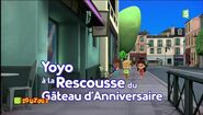 Catboy and the Great Birthday Cake Rescue (French)