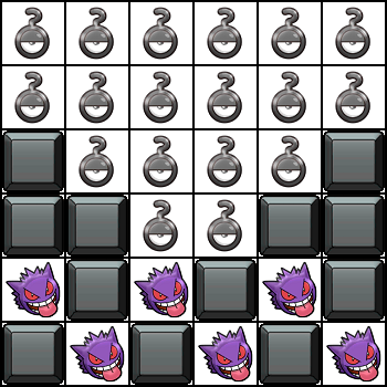One Chance A Day! - Gengar (Spooky)