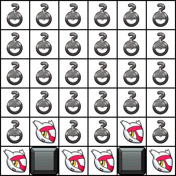 Escalation Battles - Latias (11-24) 2